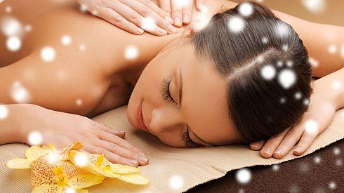 thajská aromatická olejová masáž
