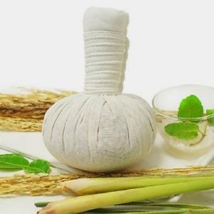 Masážní bylinné tlakové vaky